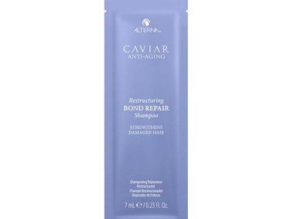 Alterna Caviar Restructuring Bond Repair - obnovující šampon na slabé a poškozené vlasy VZOREK 7ml
