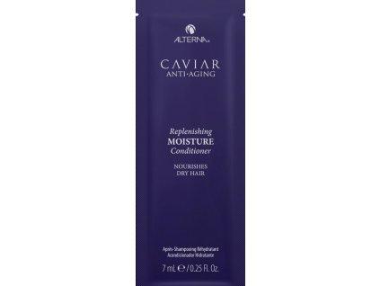 Alterna Caviar Replenishing Moisture - hydratační kondicionér s kaviárem pro suché vlasy VZOREK 7 ml