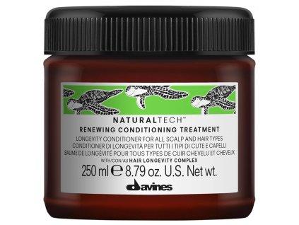 Davines Naturaltech Renewing – kondicionér proti stárnutí vlasů 250ml