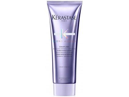 Kérastase Blond Absolu Cicaflash – kondicionér na zesvětlené a melírované vlasy 250ml