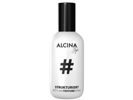 Alcina Style – strukturovací stylingový sprej na vlasy 100ml