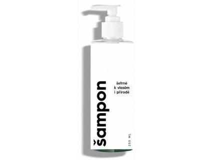 Voono Shampoo – hydratační šampon na poškozené vlasy 250ml