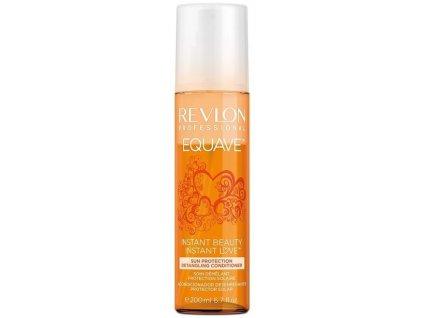 Revlon Professional EQUAVE Sun Protection Detangling - neoplachovací kondicionér pro vlasy namáhané sluncem