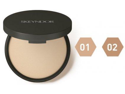 Skeyndor Skincare Makeup – kompaktní rozjasňující korektor s vitamínem C 4,24g