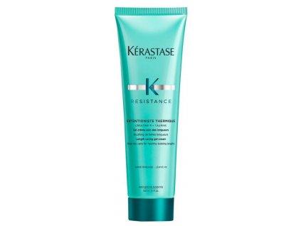 Kérastase Résistance Extentioniste Thermique – posilující krém na dlouhé a lámavé vlasy s termo ochranou 150 ml