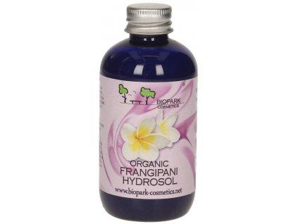 Biopark Cosmetics - 100% bio květinová voda frangipani 100ml