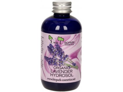 Biopark Cosmetics - 100% bio květinová voda levandule 100ml