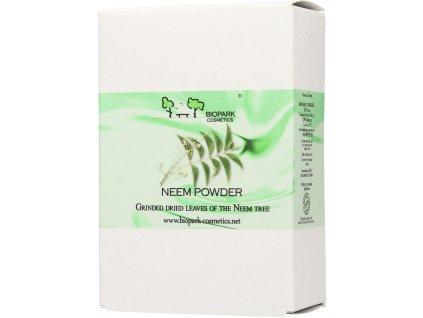 Biopark Cosmetics Neem Powder - 100% nimbový bylinný prášek 100g