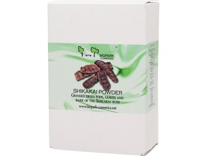 biopark cosmetics shikakai powder 100 g BIOP076