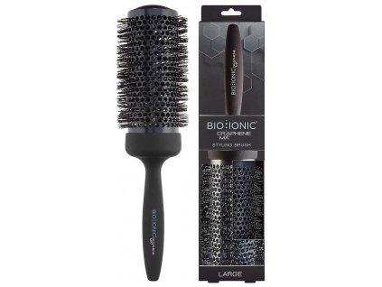 Bio Ionic GrapheneMX Brush – kulatý kartáč na foukání vlasů