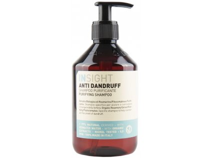 insight antidandruff shampoo 400