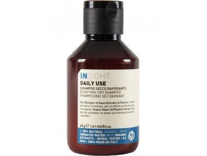 insight dailyuse dry hair shampoo 1000