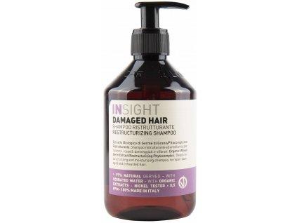 insight damagedhair shampoo 400