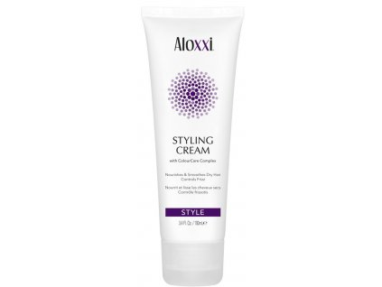 Aloxxi Styling Cream - stylingový krém 100 ml