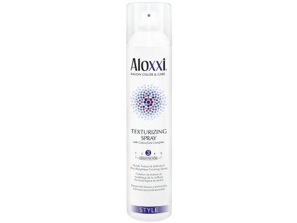 Aloxxi Texturizing Spray - texturizační stylingový sprej 218 ml