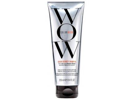 Color Wow Color Security Shampoo - jemný šampon pro barvené vlasy 250ml