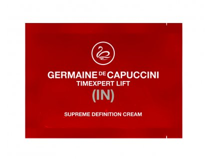 germaine de capuccini timepxert lift in supreme definition cream sachet vzorecek