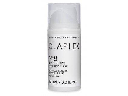 2olaplex no 8 bond repair moisture mask 100 ml