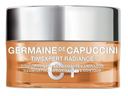 Germaine de Capuccini Timexpert Radiance C+ Illuminating Antioxidant Eye Contour - rozjasňující antioxidační krém na oční okolí 15 ml
