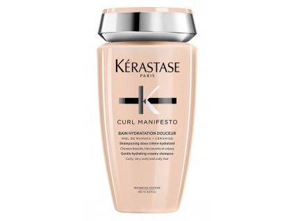 3474636968688 Kérastase Curl Manifesto Bain Hydratation Douceur 250ml