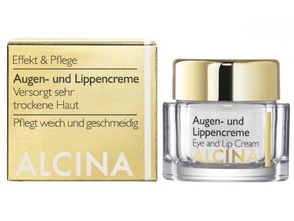 Alcina - krém na oči a rty 15 ml