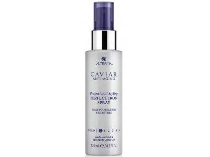 Alterna Caviar Professional Styling Perfect Iron Spray – sprej na vlasy s termo ochranou 125 ml