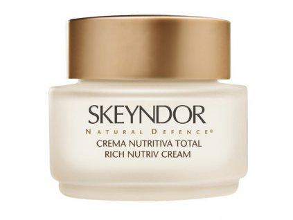 Skeyndor Natural Defence Rich Nutriv Cream 50ml
