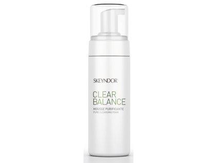 Skeyndor Clear Balance Pure Cleansing Foam  – čisticí pěna pro problematickou pleť 150ml