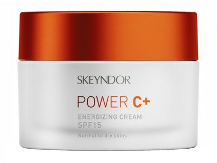 Skeyndor Power C+ Energizing Cream SPF15 – pleťový krém s vitamínem C pro normální až suchou pleť 50ml
