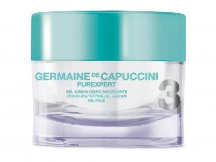 G440020 germaine de capuccini purexpert oil free hydro mattifying gel cream