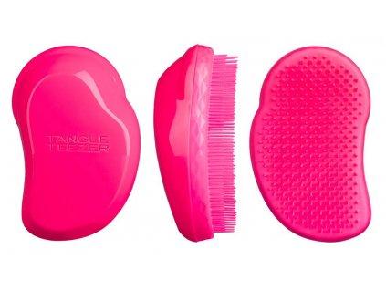 Tangle Teezer Original Pink Fizz - kartáč na vlasy 1ks