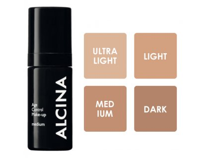 Alcina Age Control Make-up - vyhlazující make-up 30 ml