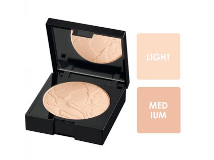 Alcina Matt Sensation Powder - kompaktní make-up a pudr v jednom 9 g