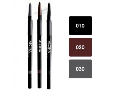 Alcina Intense Kajal Liner - kajalová tužka na oči 1 ks