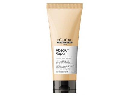 Loréal Professionnel Expert Absolut Repair - regenerační kondicionér  (Gold Quinoa + Protein Conditioner)