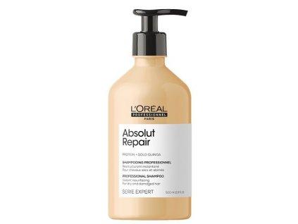 Loréal Professionnel Expert Absolut Repair Gold Quinoa + Protein - kondicionér pro velmi poškozené vlasy 200ml