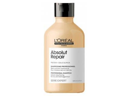 Loréal Professionnel Expert Absolut Repair - regenerační šampon  (Gold Quinoa + Protein Shampoo)