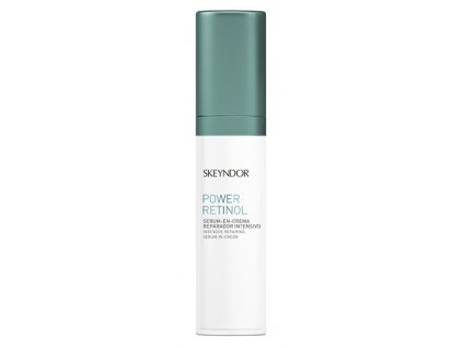 Skeyndor Power Retinol Intensive Repairing Serum-In-Cream – intenzivní reparační krémové sérum s retinolem 30ml