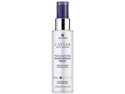 Alterna Caviar Professional Styling Rapid Repair Spray – hydratační sprej na vlasy s vitamíny 125 ml