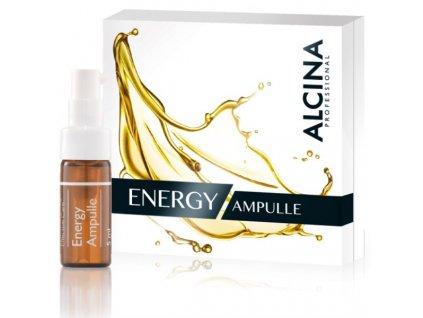 Alcina Energy Ampulle - koncentrát pro projasnění pleti 5 ml