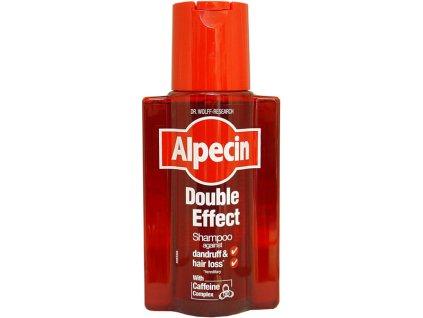 Alpecin Double Effect - kofeinový šampon proti lupům a padání vlasů 200ml