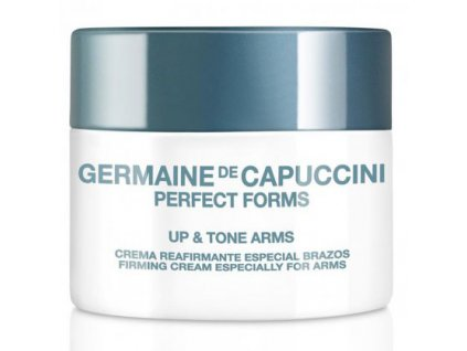 Germaine de Capuccini Perfect Forms Up & Tone Arms - zpevňující krém na paže 100 ml