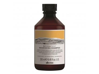 davines naturaltech nourishing shampoo 250ml 1