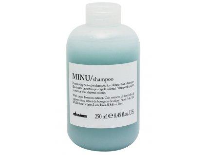 Davines Essential Minu Shampoo - šampon na barvené vlasy 250ml