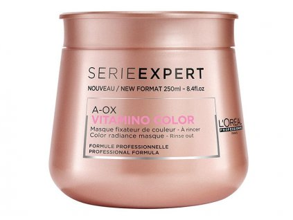 Loréal Professionnel Expert Vitamino Color AOX - regenerační maska na barvené vlasy 250ml