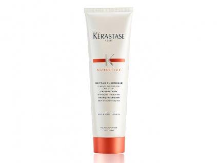 Kérastase Nutritive Irisome - vyživující mléko s termo ochranou pro lesk vlasů 150ml