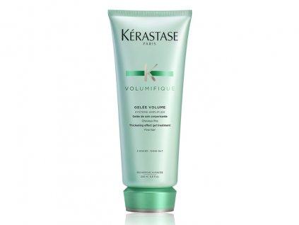 Kérastase Résistance Volumifique - gelový kondicionér pro jemné vlasy 200ml
