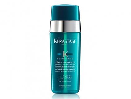 Kérastase Résistance Thérapiste - obnovující sérum s termo ochranou pro velmi poškozené vlasy 2x15 ml