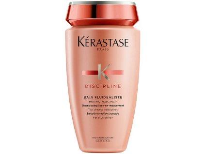 Kérastase Discipline Bain Fluidealiste - uhlazující šampon pro nepoddajné vlasy 250ml