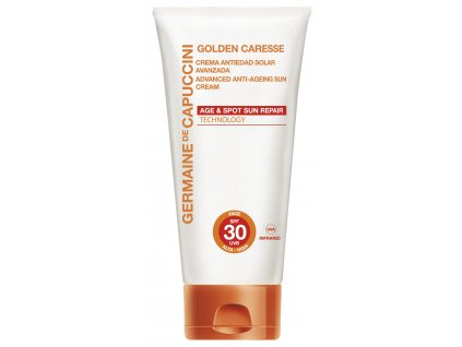 Germaine de Capuccini Golden Caresse SPF30 - opalovací krém s anti-age účinkem 50ml